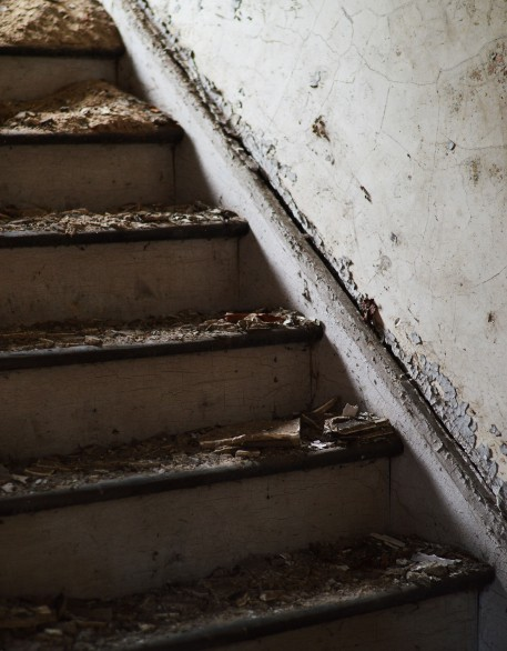 steps in decay