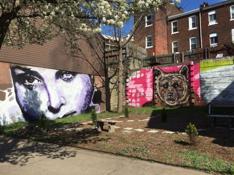lawrenceville street art