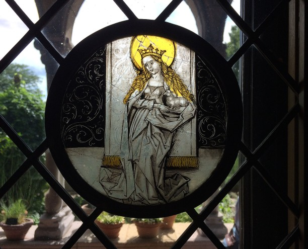 stained-glass-woman