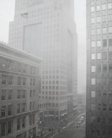 city-in-snow