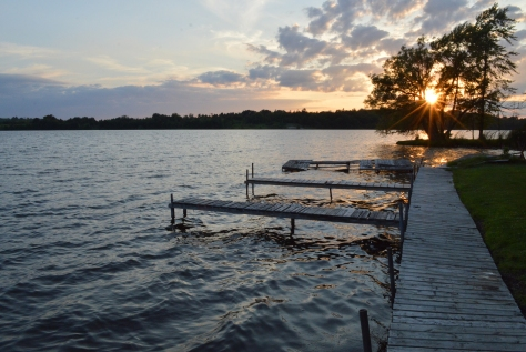 rice lake dock ws