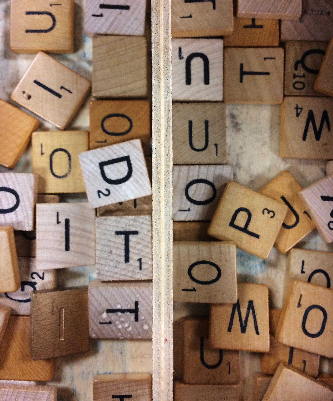 scrabble squares