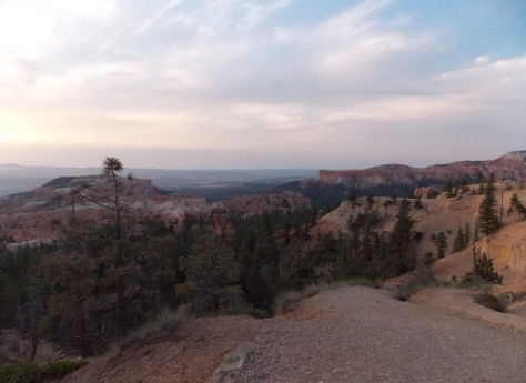 bryce canyon long view