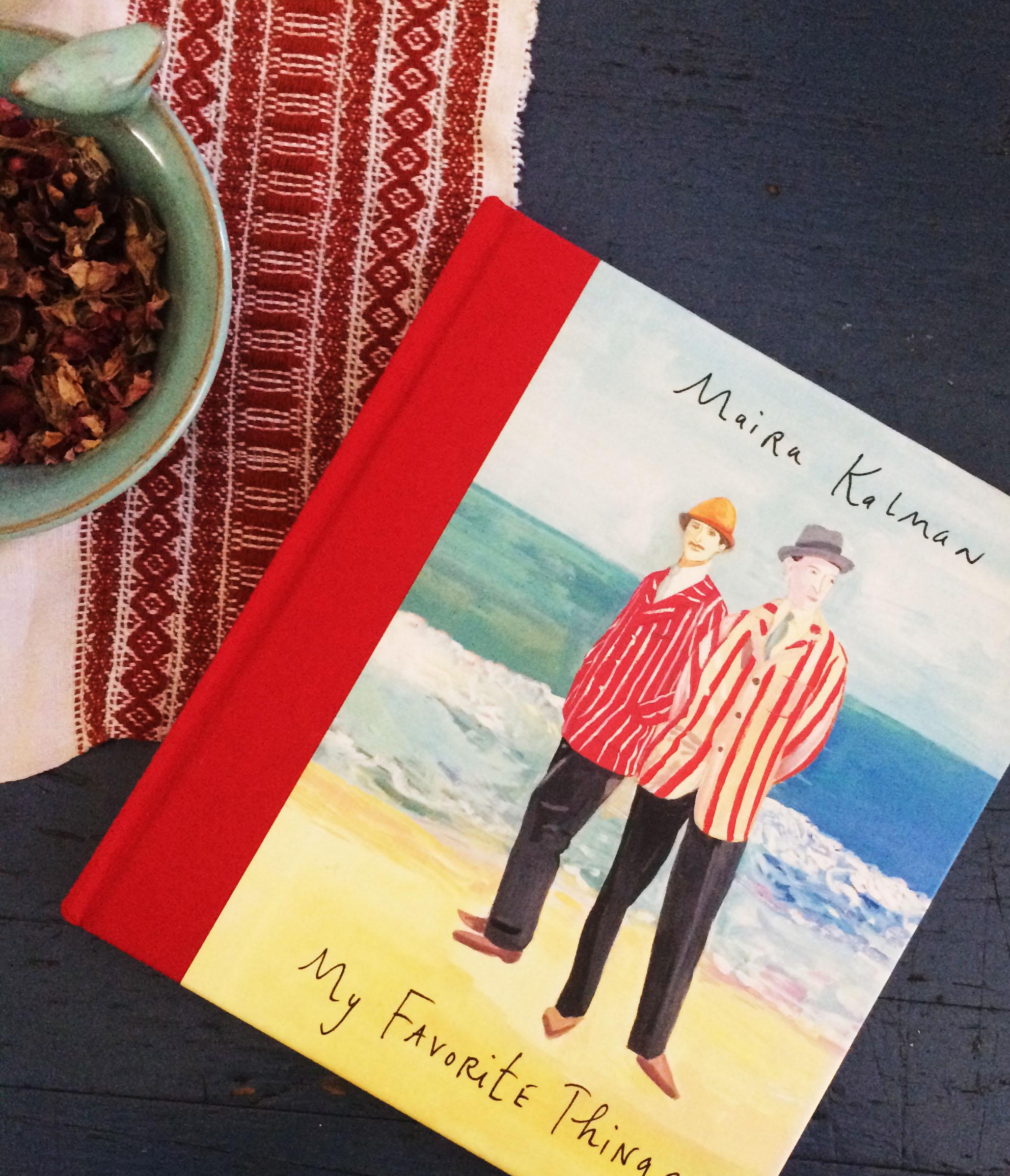 maria kalman book