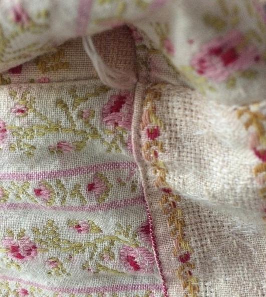 pink jen blanket